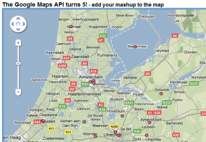 RouteXL congratulates Google Maps API